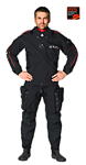 WATERPROOF D7 PRO ISS CORDURA DRYSUIT MAN