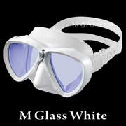 Mantis LV Mat glass white